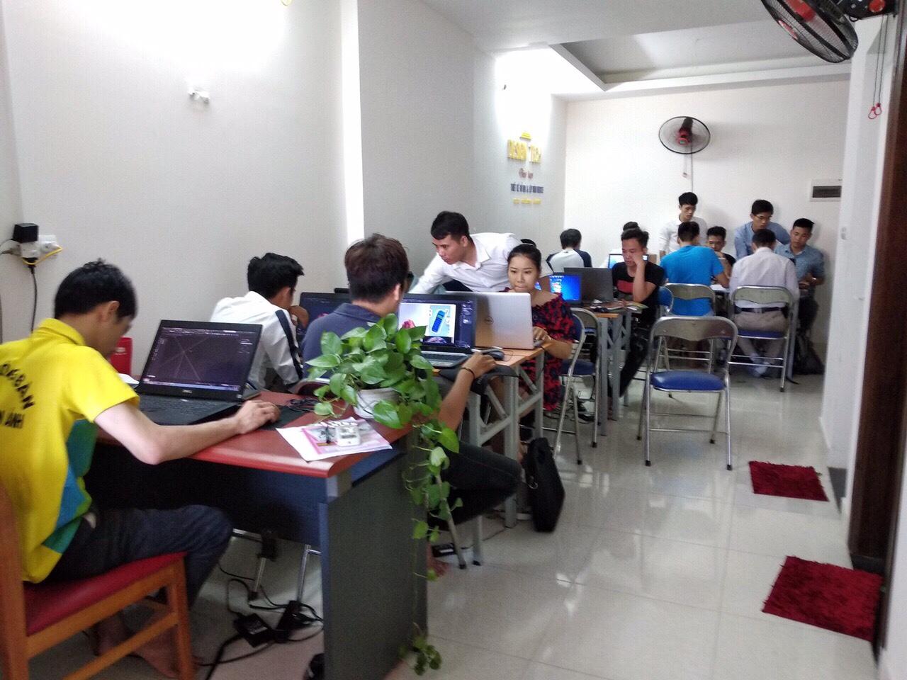 Khóa học indesign tại Hà Nội