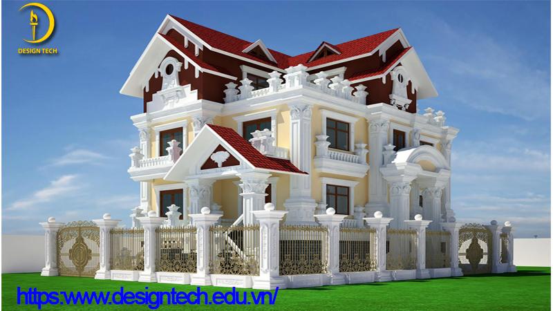 Thiết kế ngoại thất tại Hà Đông